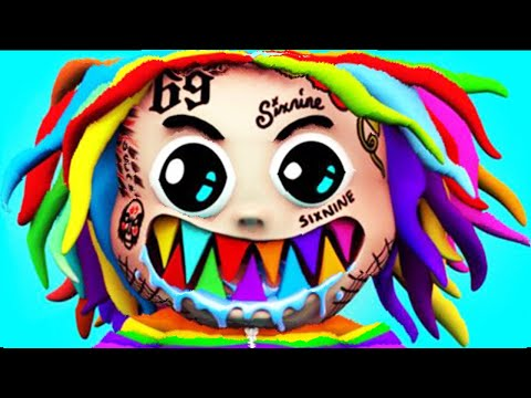 GOOBA by 6ix9ine but it's lofi hip hop radio - beats to relax/study to - beats to relax/study to.