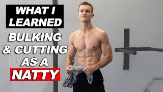 The TRUTH About Bulĸing & Cutting **as a Natural**