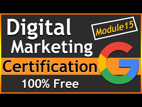 MODULE 15   Make mobile work for you   FUNDAMENTALS OF DIGITAL MARKETING   Digital Garage AlphaGyan