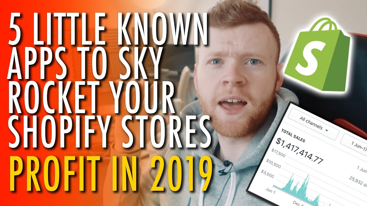 5 MUST HAVE SHOPIFY APPS THAT WILL SKYROCKET YOUR DROPSHIPPING STORE IN 2019