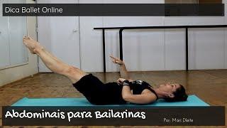 Abdominais para Bailarinas