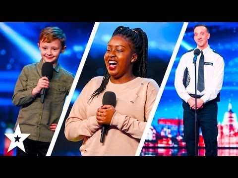 Best of Britain's Got Talent 2017 Auditions | Episode 1 | Got Talent Global