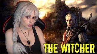 Обзор игры the Witcher 1 часть прохождение | Ведьмак #3 косплей