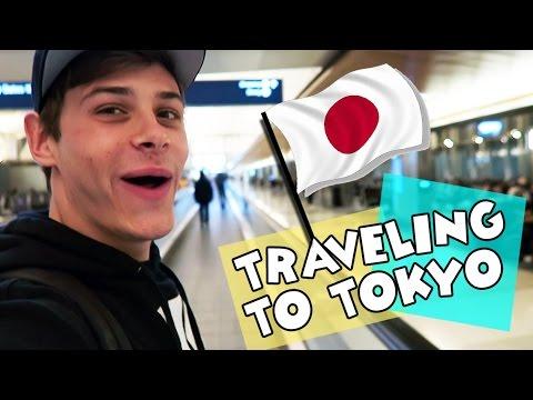 TOKYO DISNEY TRIP | Traveling to Tokyo