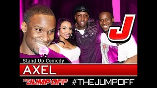 ‪TheJumpOff 2012 [WK06] Axel Entertainer: Stand Up Comedy‬