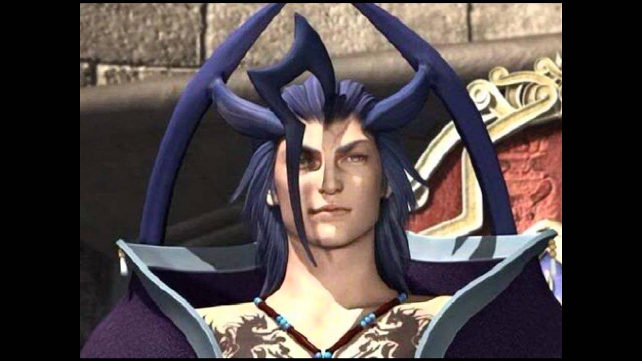 Final Fantasy X Seymour Battle Remix YouTube