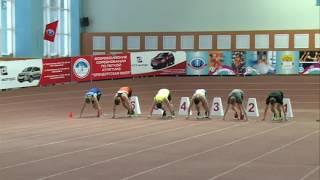 Оренбургская миля 2017. 60 метров мужчины. Финал.