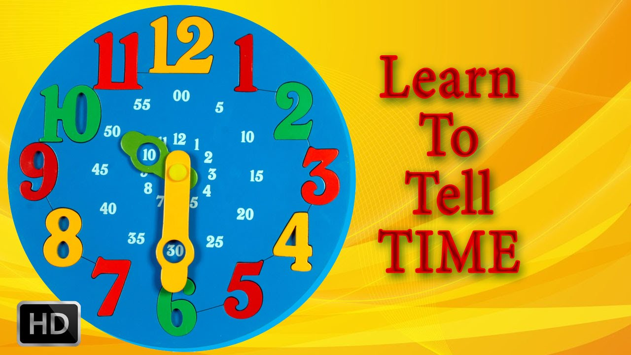 Worksheet Learn To Tell Time Clock learn to tell time on clock nursery rhymes collection telling for clidren youtube