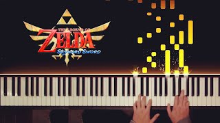 Zelda: Ballad of the Goddess (Piano)