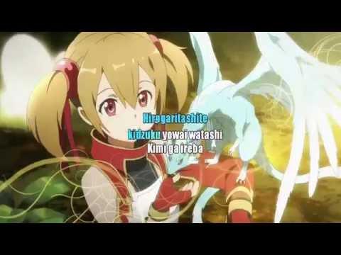 Sword Art Online - Crossing Field Karaoke