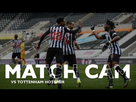 MATCH CAM 🎥 | Newcastle United 2 Tottenham Hotspur 2 | Premier League Highlights