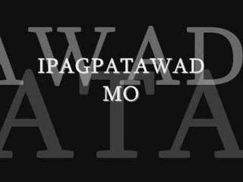 Gloc 9 - Ipagpatawad Mo