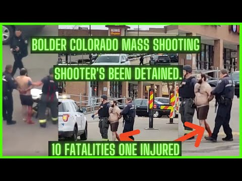  NEWS  Boulder, Colorado- Another White Male Having A Bad Day?