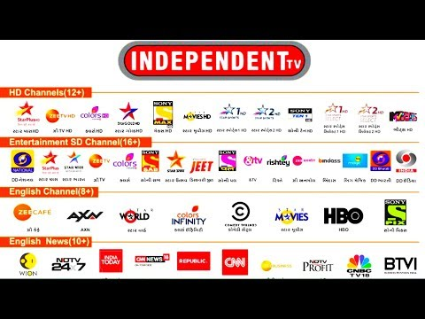 Independent TV 🔥 New Channel List - YouTube