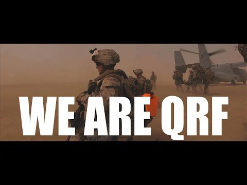 We are QRF