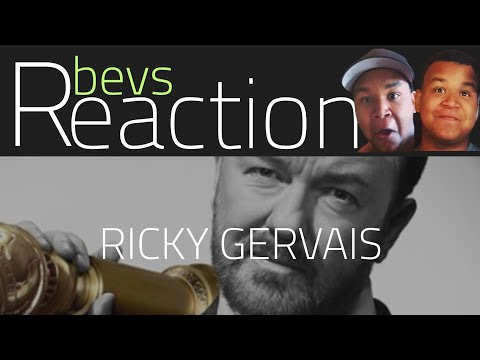 Hollywood just got exposed by ricky gervais xD #rickygervais #goldenglobes #hollywoodroast