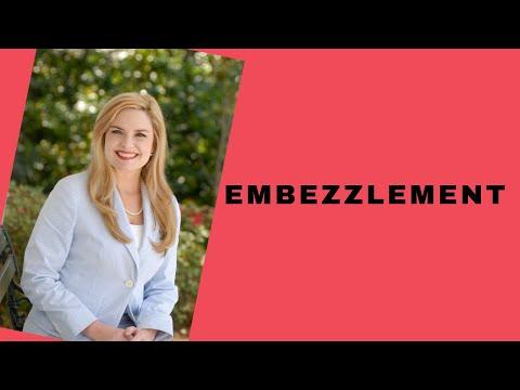 Embezzlement [2019]