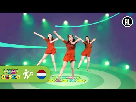 De Apendans | Nederlandse Kinderliedjes | DANS-INSTRUCTIE | Minidisco | NIEUW 2018