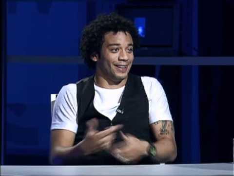 Real - RealMarcelo: RealmadridTV entrevista en profundidad a Marcelo Vieira.