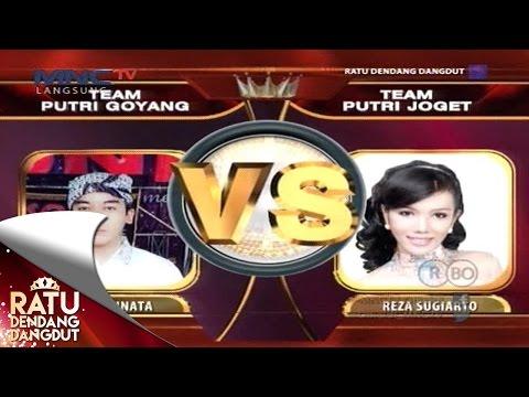 Erwin Winata VS Reza Sugiarto - Ratu Dendang Dangdut (3/8)