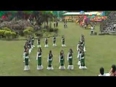 De La Salle Lipa Girl Scout Cheer Dance