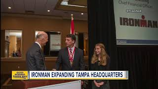 Governor Rick Scott announced Wednesday that Ironman, the global en...