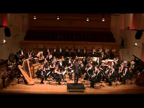 'How to Train your Dragon' suite - John Powell - Symphonic Winds