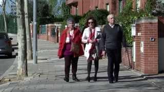 Prevención de las caídas de las personas mayores