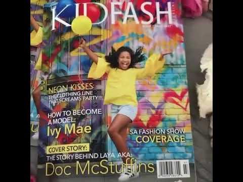 Proud to be Featured in Kidfash Magazine. #modellife #runwaymodel #fashionmodel  #goals #education