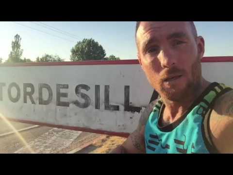 Ya estoy aquí en Tordesilla ¿Quien decía que no iba a ir?