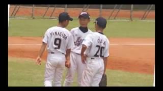 IBAF Ⅱ 12U BASEBALL WORLD CUP 台北試作2号
