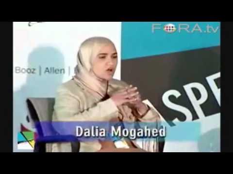 Fantastic 5 Muslim Ethical Leaders - Dalia Mogahed - Director at Gallup Organization