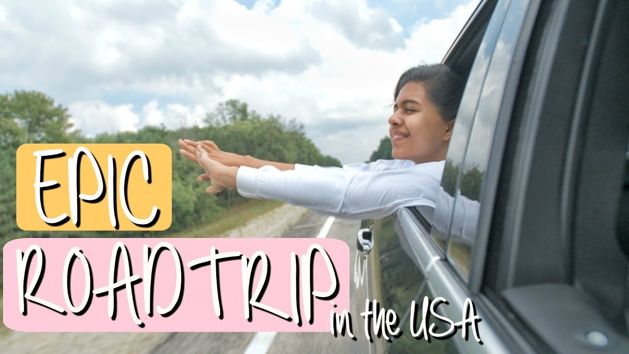 We Went on an EPIC ROAD TRIP! USA Vlogs Part 3 | Sejal Kumar
