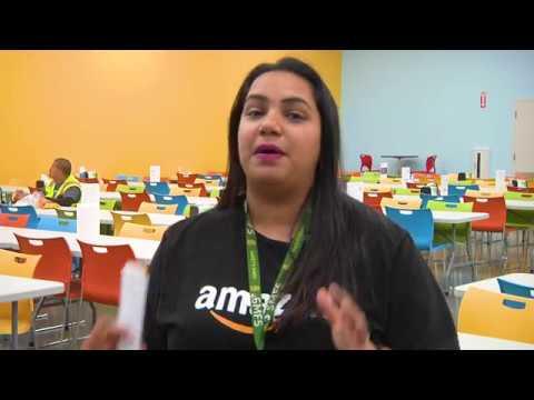 Why Vacaville - Amazon Sortation Center