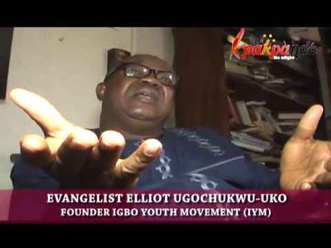BIAFRA: WE DON'T KNOW IF NNAMDI KANU IS DEAD OR ALIVE  EVANGELIST ELLIOT UGOCHUKWU UKO, FO