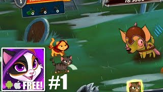 FREE Fantasy Cat Game! 😻 | Castle Cats Gameplay Walkthrough Part 1
