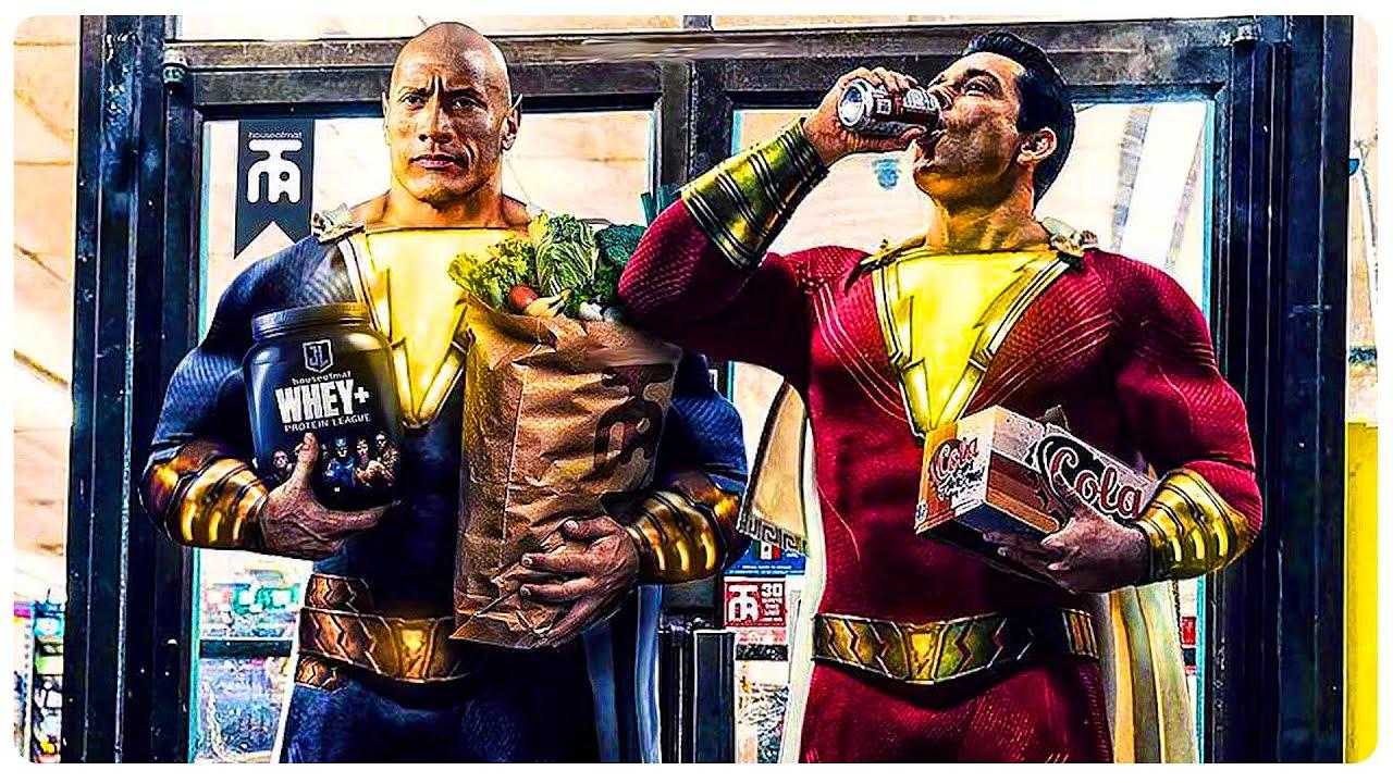 Space Jam 3, Black Panther 2 Wakanda Forever, Aquaman 2, Black Adam - Movie News 2021