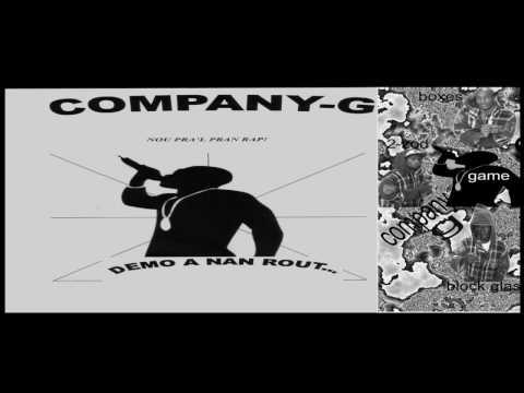 COMPANY-G : F**CK I&I : Croix-de-Prez :Haiti Rap Creole : Rap Kreyol : Diss
