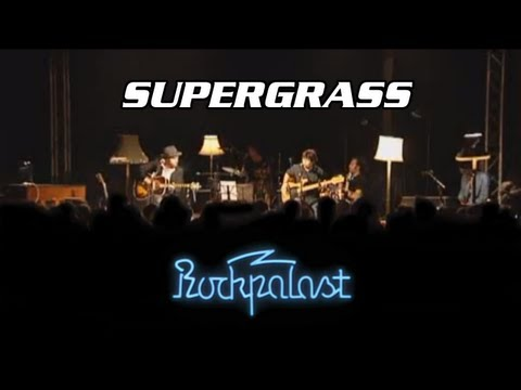 Supergrass At Rockpalast (full concert)
