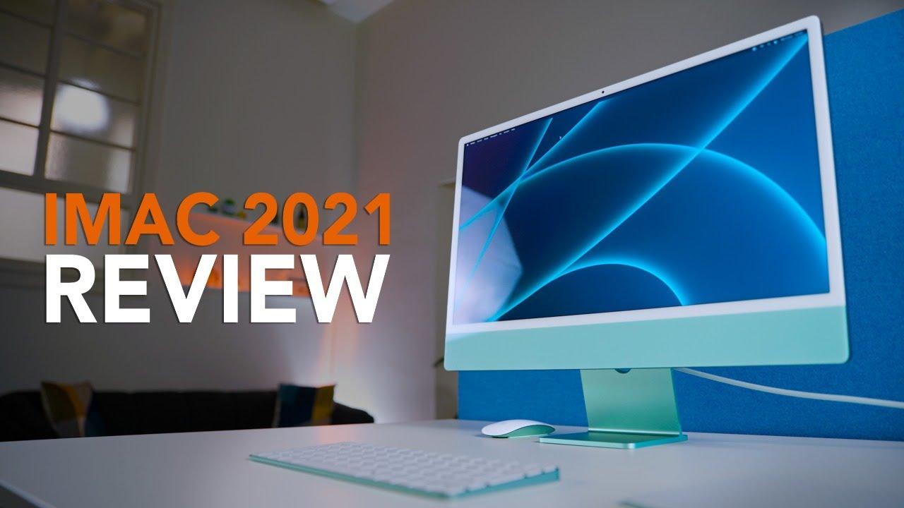 iMac 2021 review: Alles-in-één nieuw jasje