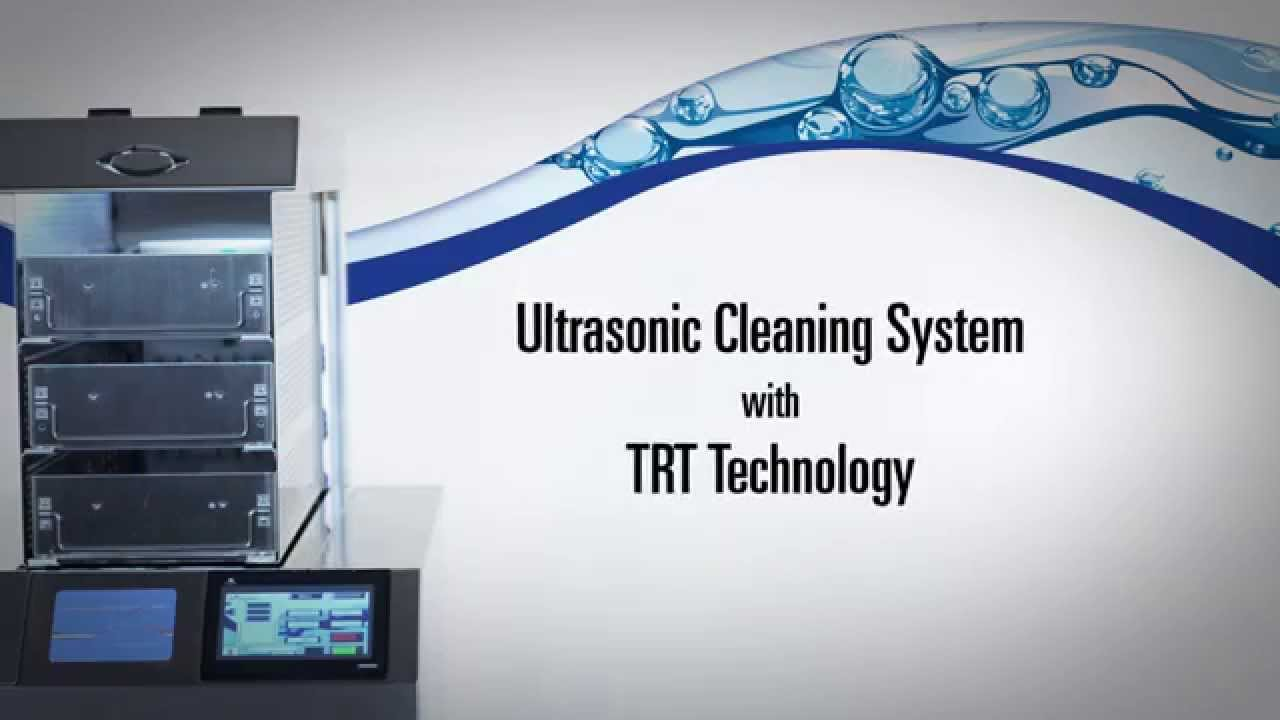 Triton36 Ultrasonic System Promo from Ultra Clean Systems - YouTube