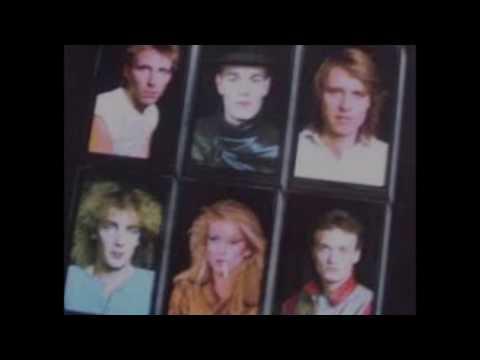 Sneakers musik fra cd Rou'let 1982