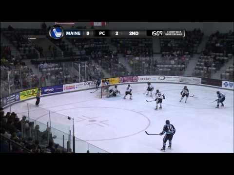 Maine at Providence - Hockey East Quarterfinals - 03/14/2014