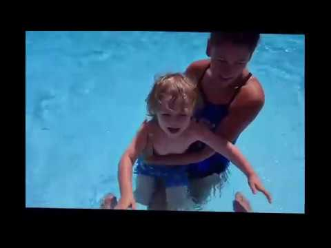 Aden And Ethan Having Swimming Lessons Summer 2017