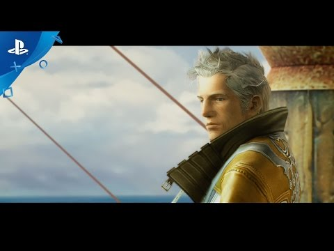 Final Fantasy XII The Zodiac Age - 2017 Spring Trailer | PS4