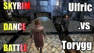 Skyrim dance battle: Ulfric vs Torygg