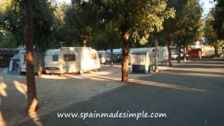 Javea Camping Sites