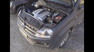 VW AMAROK SWAP 3UZ #1