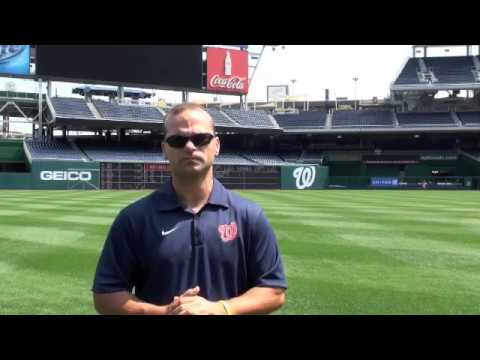 Careers in Sports Turf Management, with John Turnour