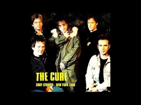 The Cure - Mint Car - Sony Studios - New York 12/5/1996